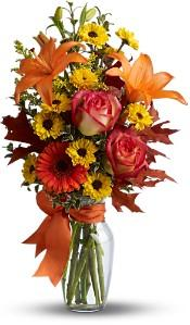 Burst of Autumn Floyd, VA Florist, Floyd Florists, Florists in Floyd VA, Floyd Florists - Floyd VA Flowers Delivery,
