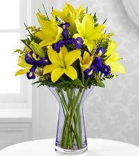 Touch of Spring Bouquet Floyd, VA Florist, Floyd Florists, Florists in Floyd VA, Floyd Florists - Floyd VA Flowers Delivery,