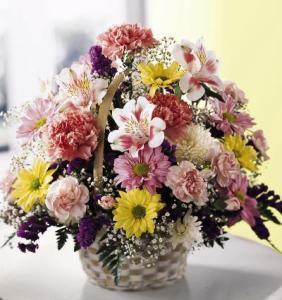 Basket of Cheer Floyd, VA Florist, Floyd Florists, Florists in Floyd VA, Floyd Florists - Floyd VA Flowers Delivery,