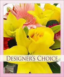 Designer's Choice - Fresh Cut Standing Spray Floyd, VA Florist, Floyd Florists, Florists in Floyd VA, Floyd Florists - Floyd VA Flowers Delivery,