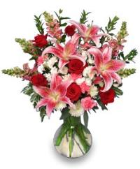 Perfect Love Bouquet Floyd, VA Florist, Floyd Florists, Florists in Floyd VA, Floyd Florists - Floyd VA Flowers Delivery,