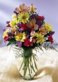 Festive Wishes™ Bouquet Floyd, VA Florist, Floyd Florists, Florists in Floyd VA, Floyd Florists - Floyd VA Flowers Delivery,