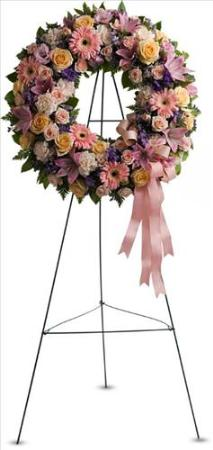 Graceful Wreath Floyd, VA Florist, Floyd Florists, Florists in Floyd VA, Floyd Florists - Floyd VA Flowers Delivery,