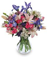 Showered With Love Bouquet Floyd, VA Florist, Floyd Florists, Florists in Floyd VA, Floyd Florists - Floyd VA Flowers Delivery,