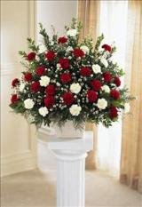 Devotion Arrangement Floyd, VA Florist, Floyd Florists, Florists in Floyd VA, Floyd Florists - Floyd VA Flowers Delivery,