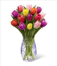 The FRENCH Tulip Bouquet by Better Homes and Gardens® Floyd, VA Florist, Floyd Florists, Florists in Floyd VA, Floyd Florists - Floyd VA Flowers Delivery,