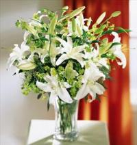 Lilies and More Bouquet Floyd, VA Florist, Floyd Florists, Florists in Floyd VA, Floyd Florists - Floyd VA Flowers Delivery,