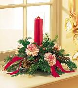 Chimney with Red Pillar Floyd, VA Florist, Floyd Florists, Florists in Floyd VA, Floyd Florists - Floyd VA Flowers Delivery,