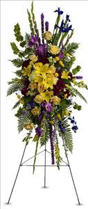 In Loving Memory Spray Floyd, VA Florist, Floyd Florists, Florists in Floyd VA, Floyd Florists - Floyd VA Flowers Delivery,